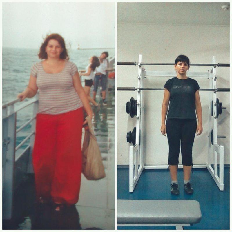 Похудеть реально от ольги